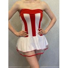 Платье медсестра 42-44 18402