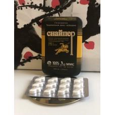 Снайпер для мужчин 12 таблеток C-0106, , шт