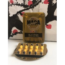 MACA USA gold  для мужчин 10 таблеток+ 10 пилюль C-3371