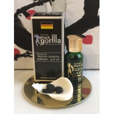 Black Gorilla -  для потенции 10 таблеток E-0036