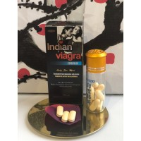 Индийская виагра для потенции 10 таблеток E-0040