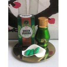 GREEN VIAGRA для мужчин 10 таблеток  E-0157