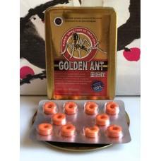 Golden ANT для мужчин 10 таблеток E-0242