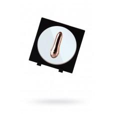 Рамка для выкладки прозрачная с черным кантом под подставку 16*16